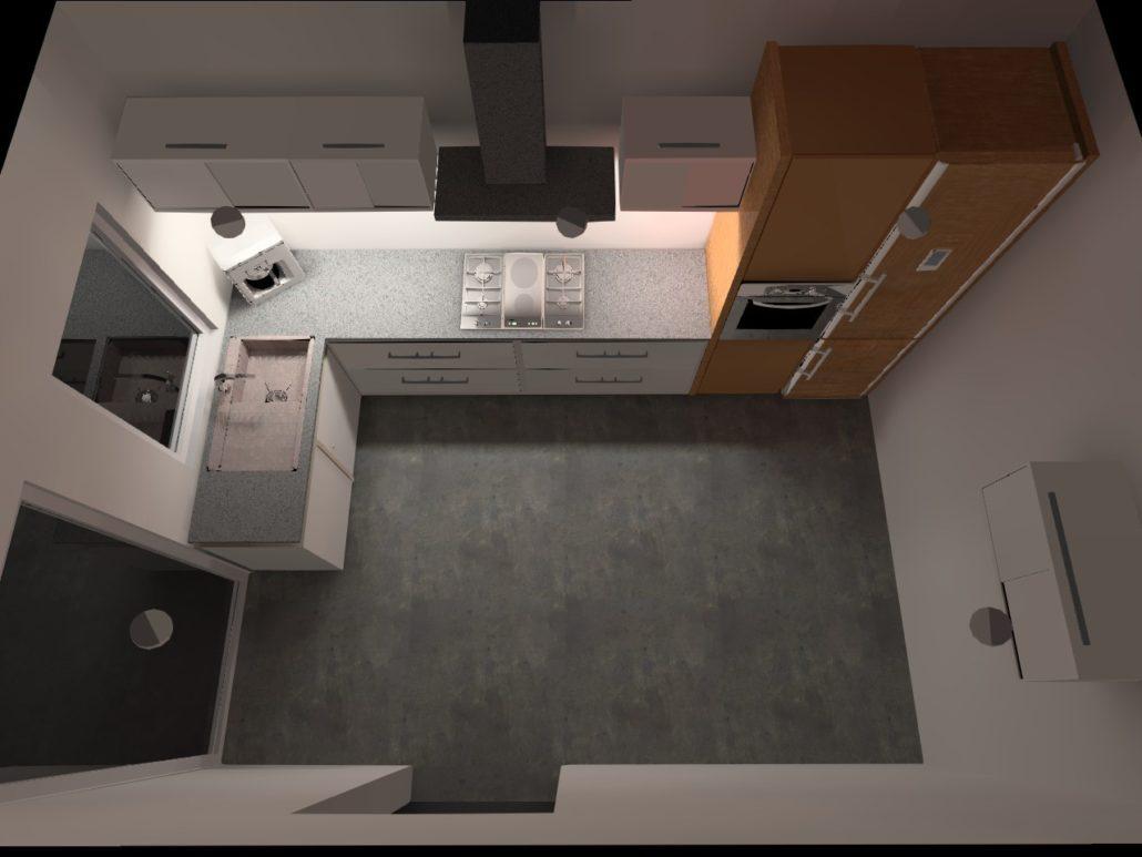 Van Boven Keukens : Keuken lichtsinnich