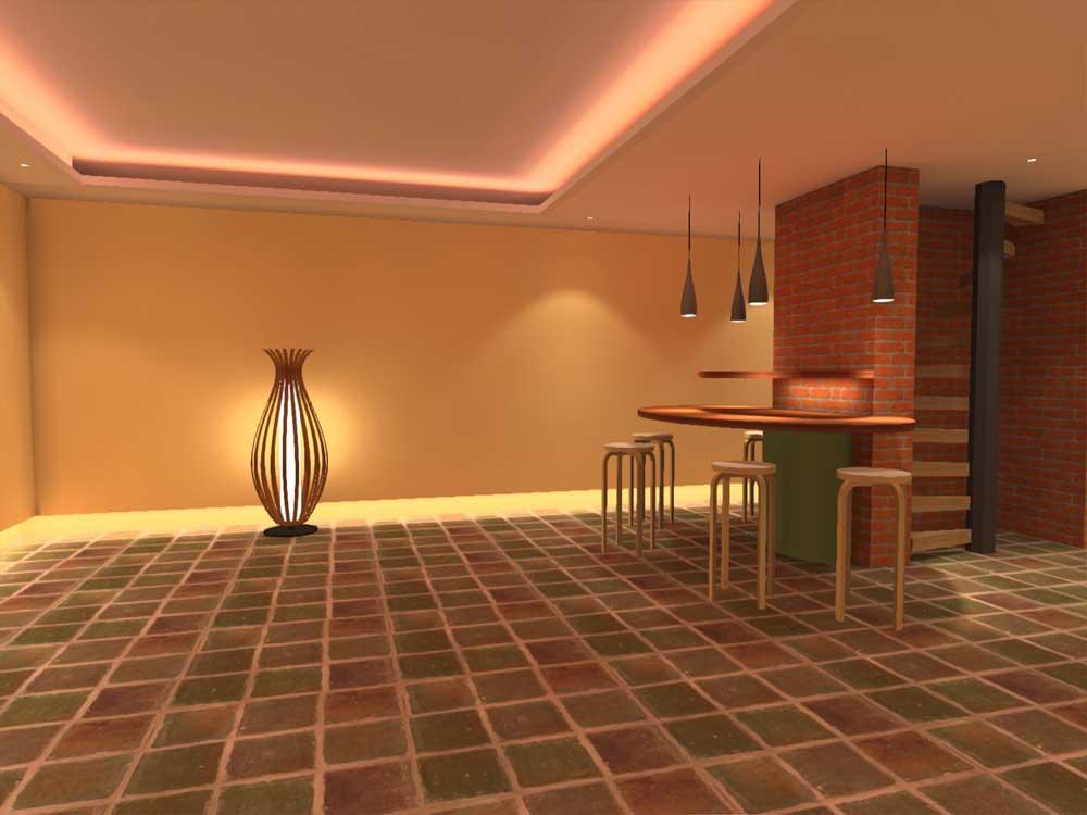 multifunctionele kelder door lichtsinnich drachten. Black Bedroom Furniture Sets. Home Design Ideas
